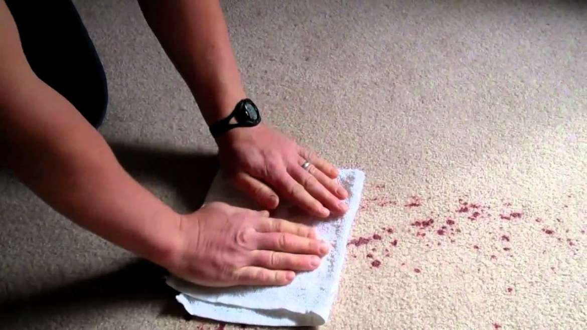 5 BEST WAYS TO REMOVE RED WINE STAIN FROM CARPET