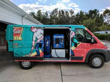 Beach Walk Cleaning Services - truck mount steam carpet cleaning equipment